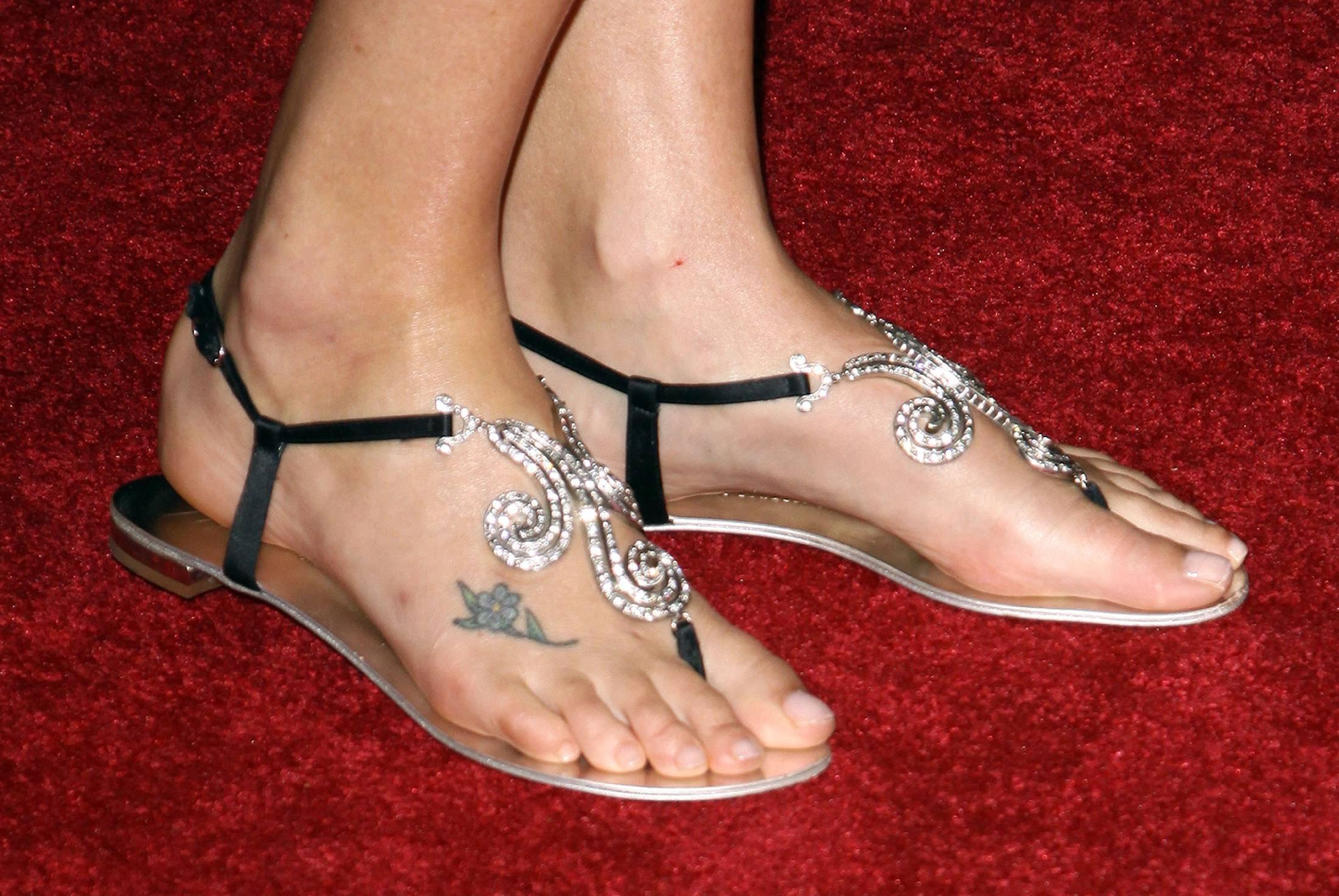 Top 100 celebrity soles