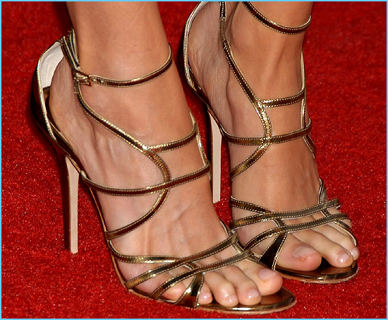 Enter International Celebrity Feet Now!