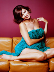 Catherine Bell.